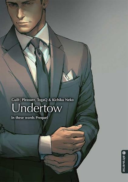 Undertow Light Novel als Taschenbuch