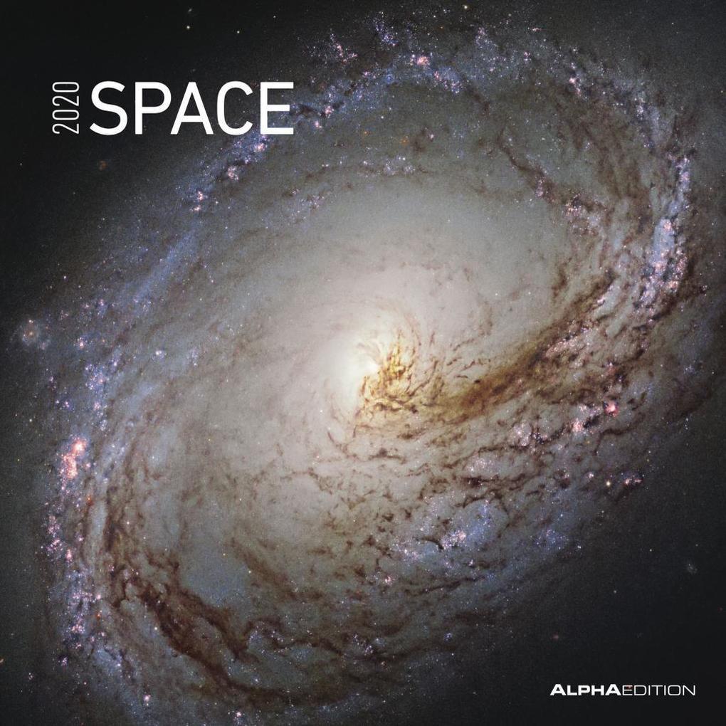 Space 2020 als Kalender