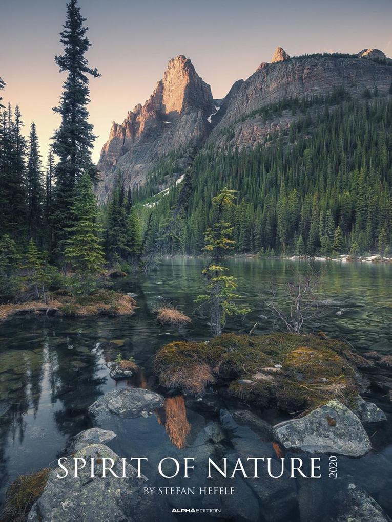 Spirit of Nature 2020 - Bildkalender XXL als Kalender