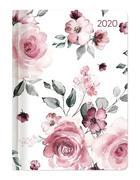 Ladytimer Roses 2020 - Rosen - Taschenkalender A6 (11 x 15)