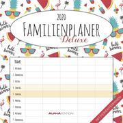 Familienplaner Deluxe 2020