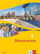 Découvertes 3. Ausgabe Bayern. Schülerbuch, fester Einband 3. Lernjahr
