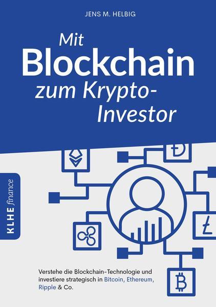 Mit Blockchain zum Krypto-Investor als Buch