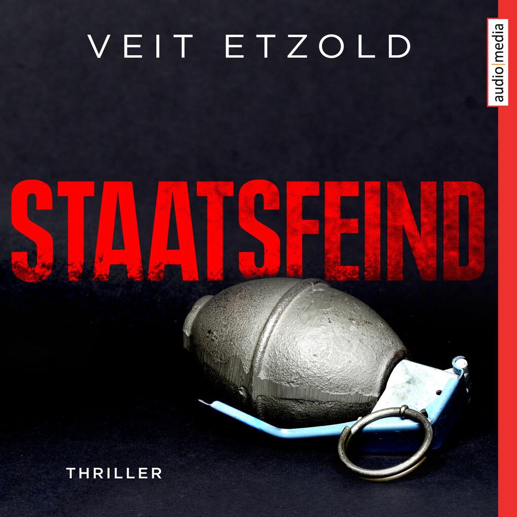 Staatsfeind als Hörbuch Download