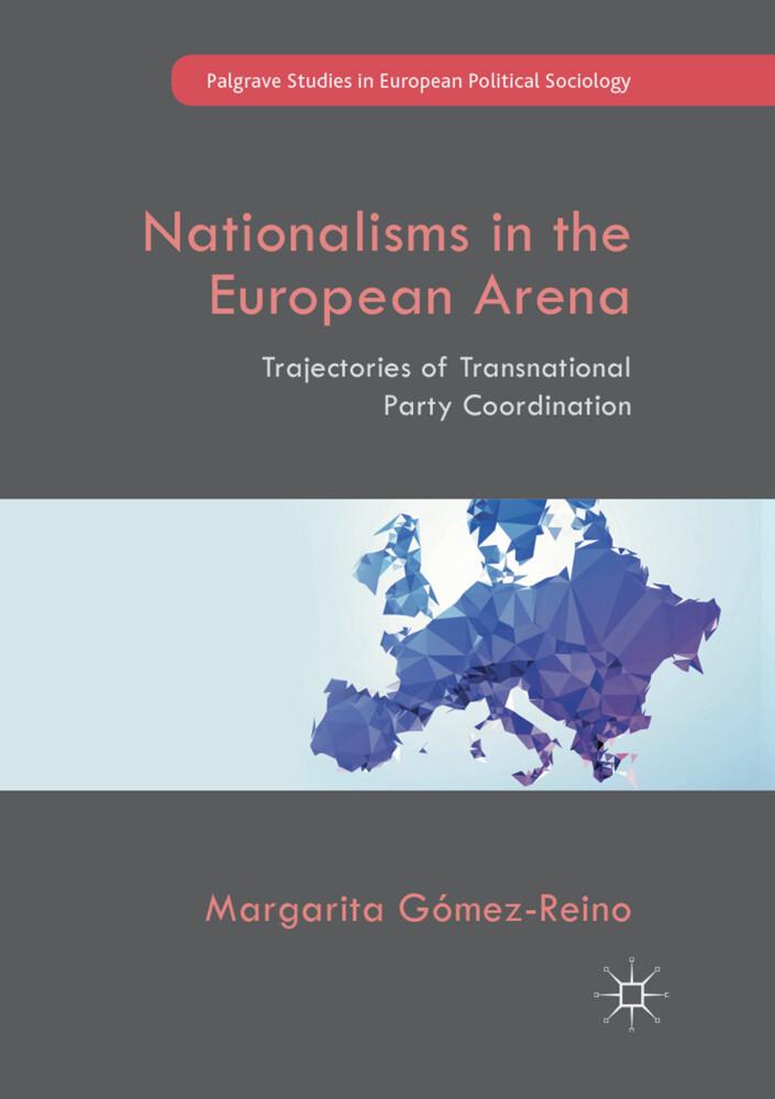 Nationalisms in the European Arena als Buch (kartoniert)