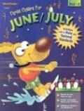 Three Cheers for June/July: Prek-K