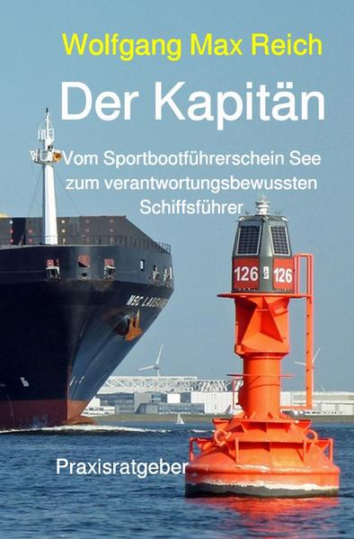Der Kapitän als Buch (kartoniert)