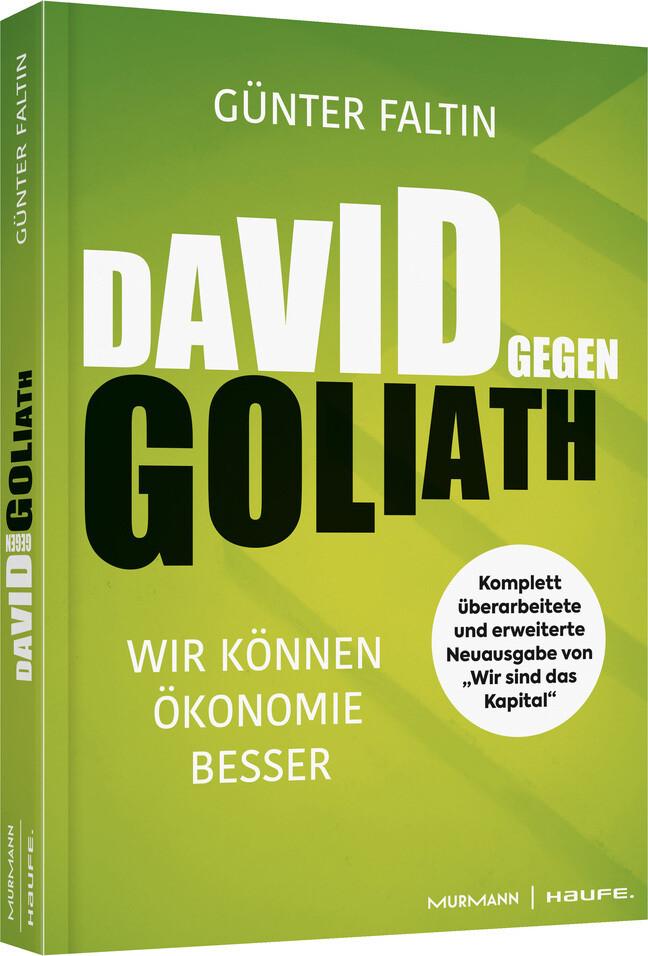 DAVID gegen GOLIATH als Buch