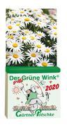 Gärtner Pötschkes Der Grüne Wink MAXI Tages-Gartenkalender 2020