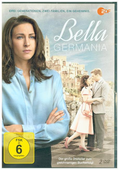 Bella Germania als DVD