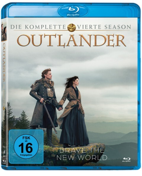 Outlander als Blu-ray