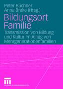 Bildungsort Familie