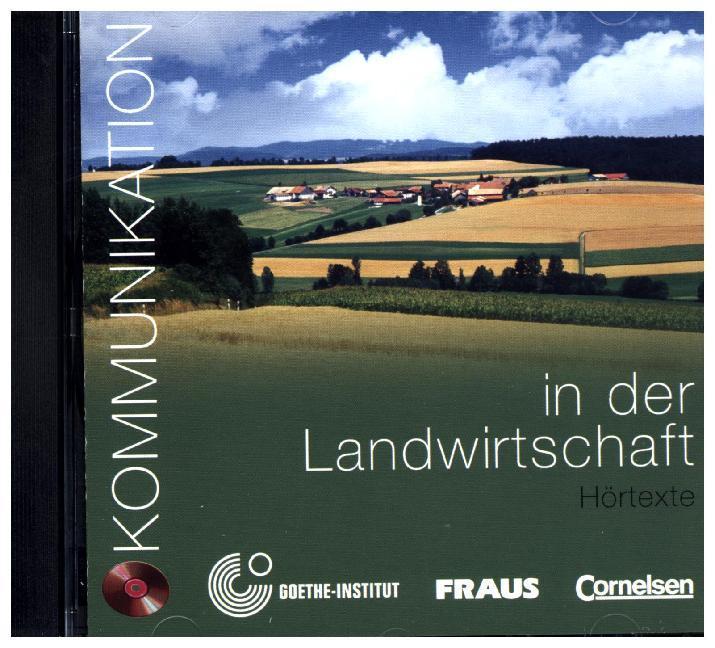Kommunikation in der Landwirtschaft, 1 Audio-CD...