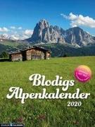Blodigs Alpenkalender 2020