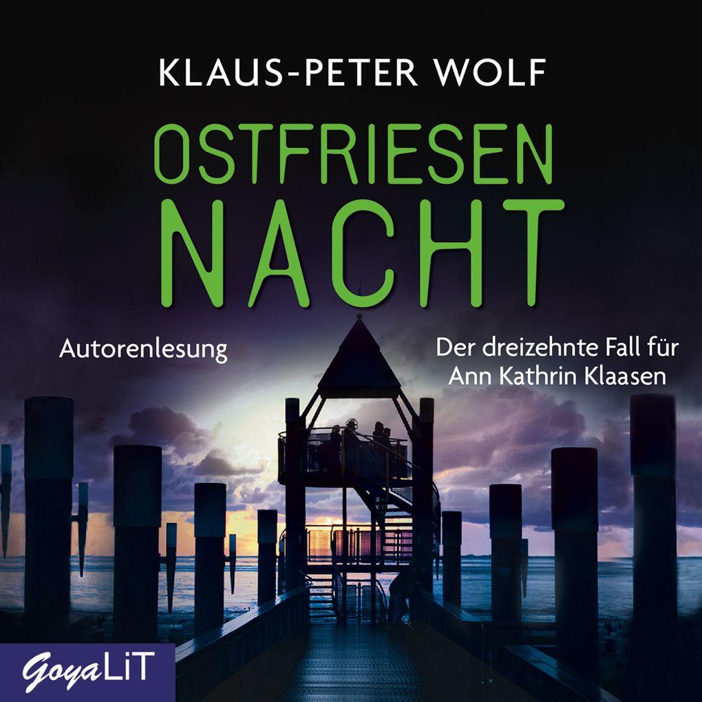 Ostfriesennacht als Hörbuch Download
