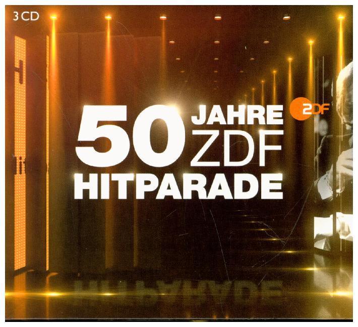 50 Jahre ZDF Hitparade als CD