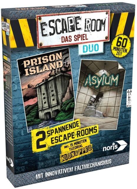 Escape Room Duo als sonstige Artikel