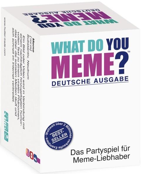 Huch Verlag - What do you Meme? als sonstige Artikel