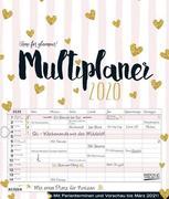 Multiplaner - Time for glamour 2020