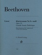 Klaviersonate Nr. 8 c-moll op. 13 (Grande Sonate Pathétique)