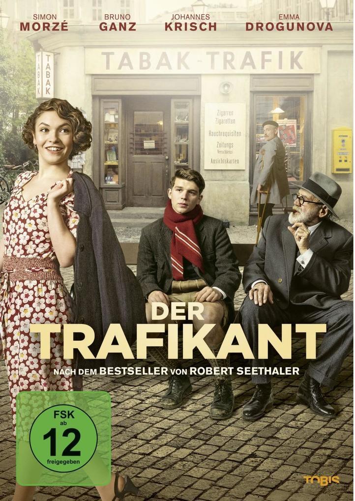 Der Trafikant als DVD