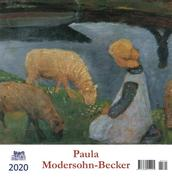 Paula Modersohn-Becker 2020 Postkartenkalender