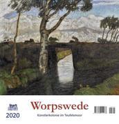 Worpswede 2020 Postkartenkalender