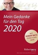 Mein Gedanke für den Tag - Abreißkalender 2020