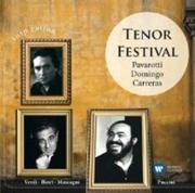 Tenor Festival:Pavarotti/Domingo/Carreras