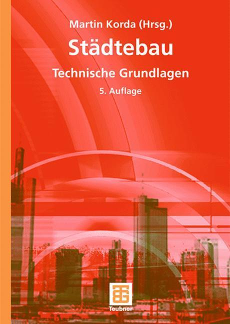 Städtebau als Buch von