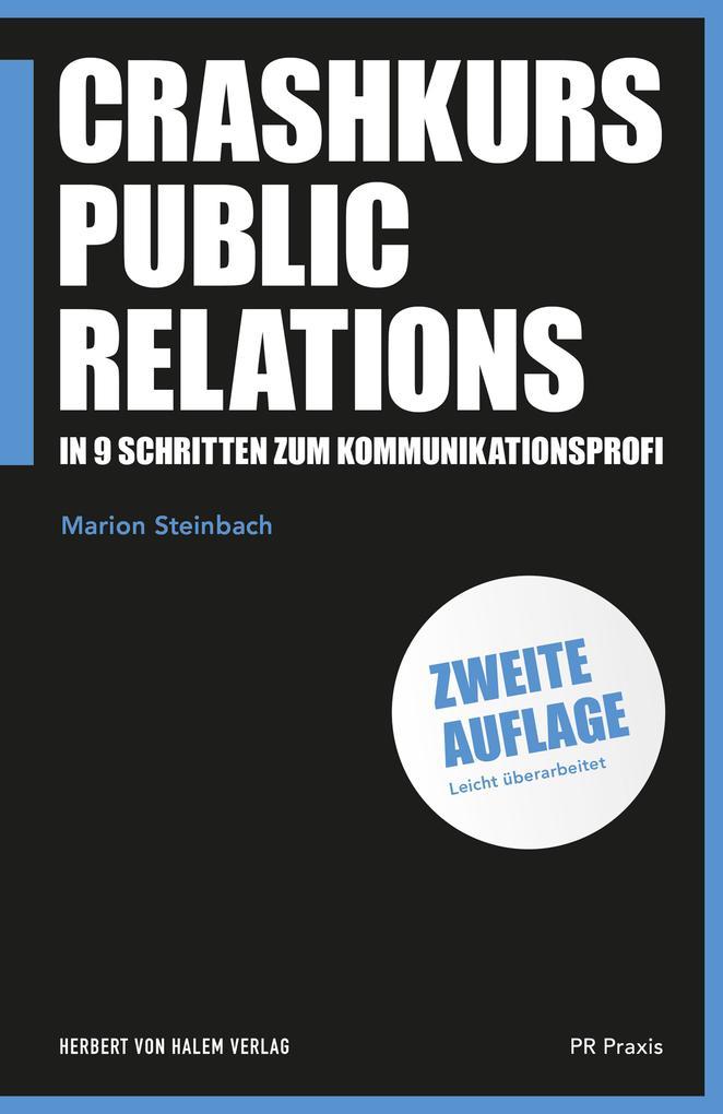 Crashkurs Public Relations als eBook