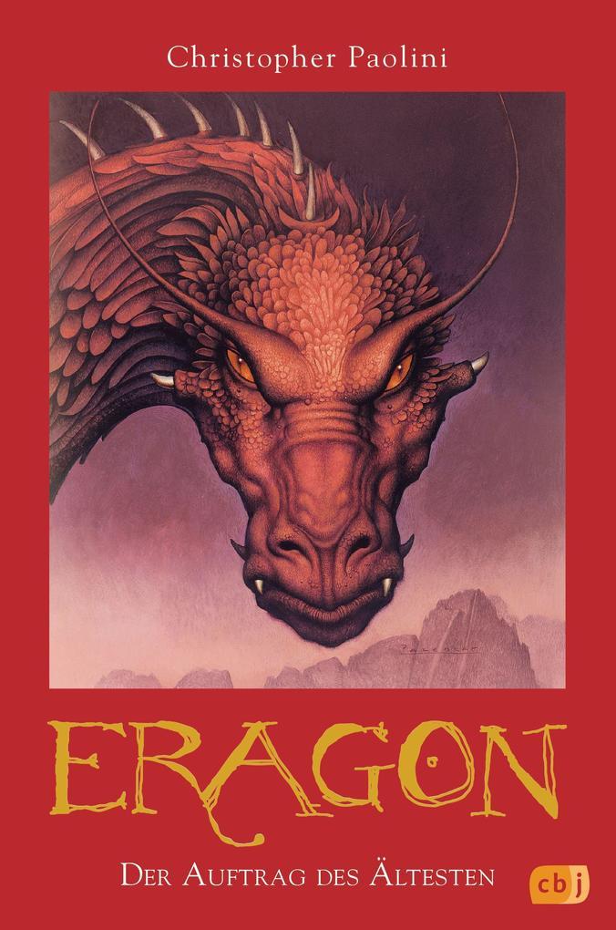 Eragon 02. Der Auftrag des Ältesten als Buch