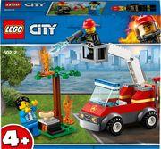 LEGO® - City 60212 - Feuerwehr beim Grillfest