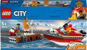 LEGO® - City 60213 - Feuerwehr am Hafen