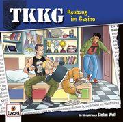 TKKG 210. Raubzug im Casino