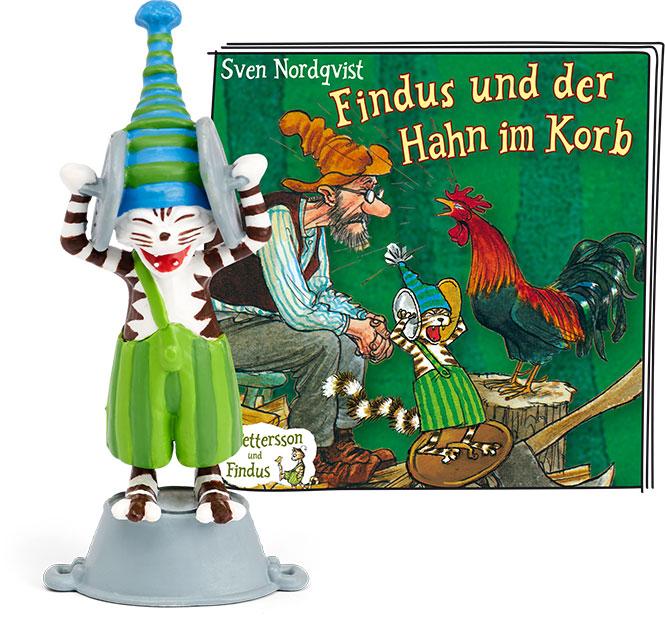 Tonie - Pettersson und Findus: Findus und der Hahn im Korb als sonstige Artikel