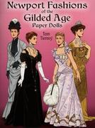 Newport Fashions of the Gilded Age Paper Dolls