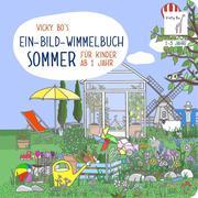 Ein-Bild-Wimmelbuch für Kinder ab 1 Jahr - Sommer