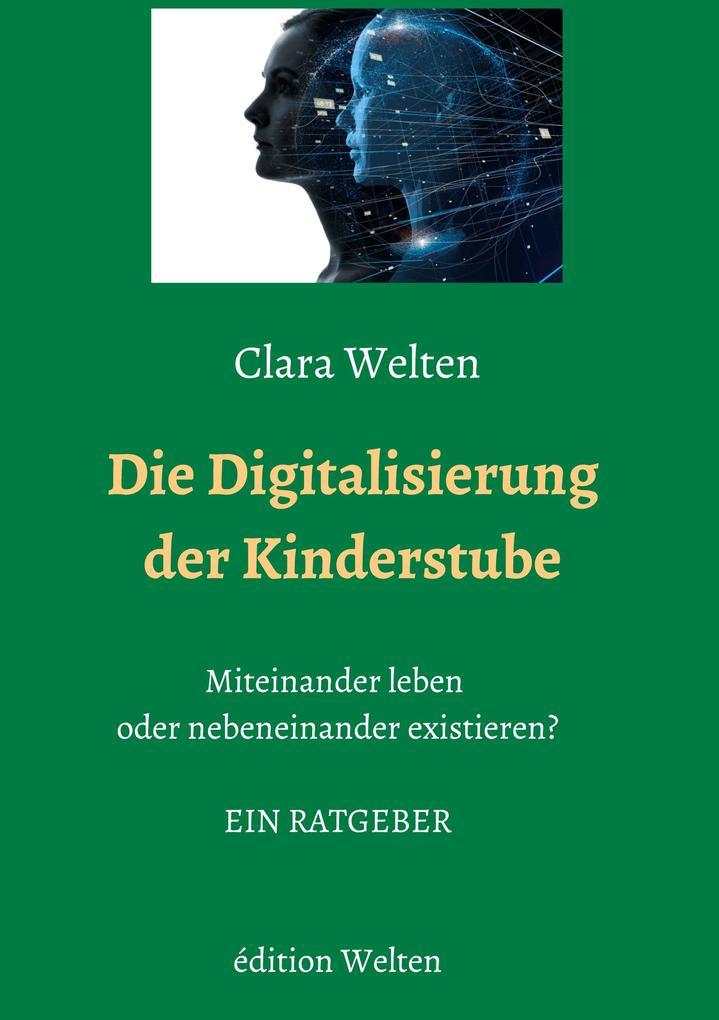 Die Digitalisierung der Kinderstube als Buch