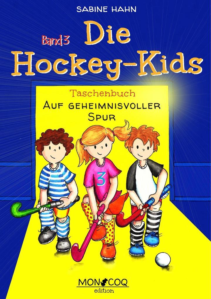 Die Hockey-Kids als Buch