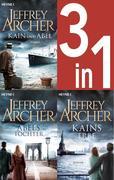 Jeffrey Archer, Die Kain-Saga 1-3: Kain und Abel/Abels Tochter/ - Kains Erbe (3in1-Bundle) -