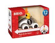 BRIO - Push and Go Rennwagen Silber