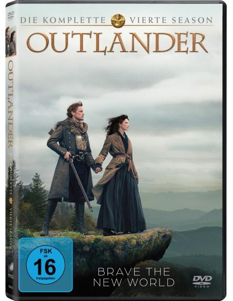 Outlander als DVD