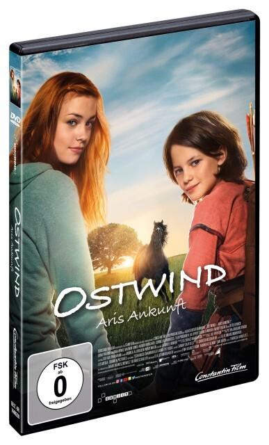 Ostwind 4 - Aris Ankunft als DVD