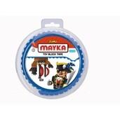 MAYKA TAPE - SMALL 1M 2 NOPPEN - BLAU