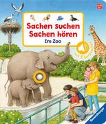 Sachen suchen, Sachen hören: Im Zoo