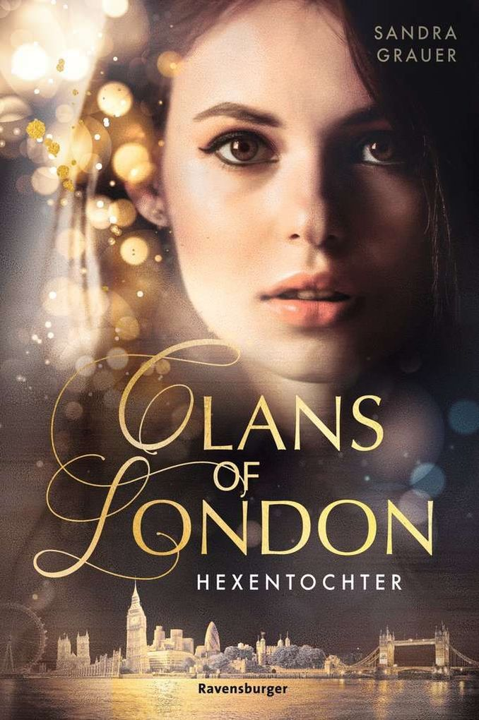 Clans of London, Band 1: Hexentochter als Buch