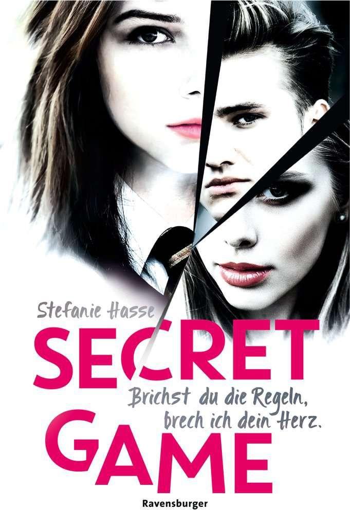 Secret Game. Brichst du die Regeln, brech ich dein Herz als Buch