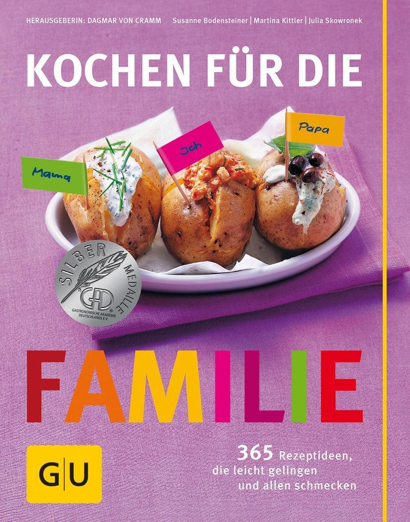 Kochen für die Familie als Buch (gebunden)