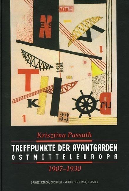 Treffpunkt der Avantgarden als Buch von Kriszti...